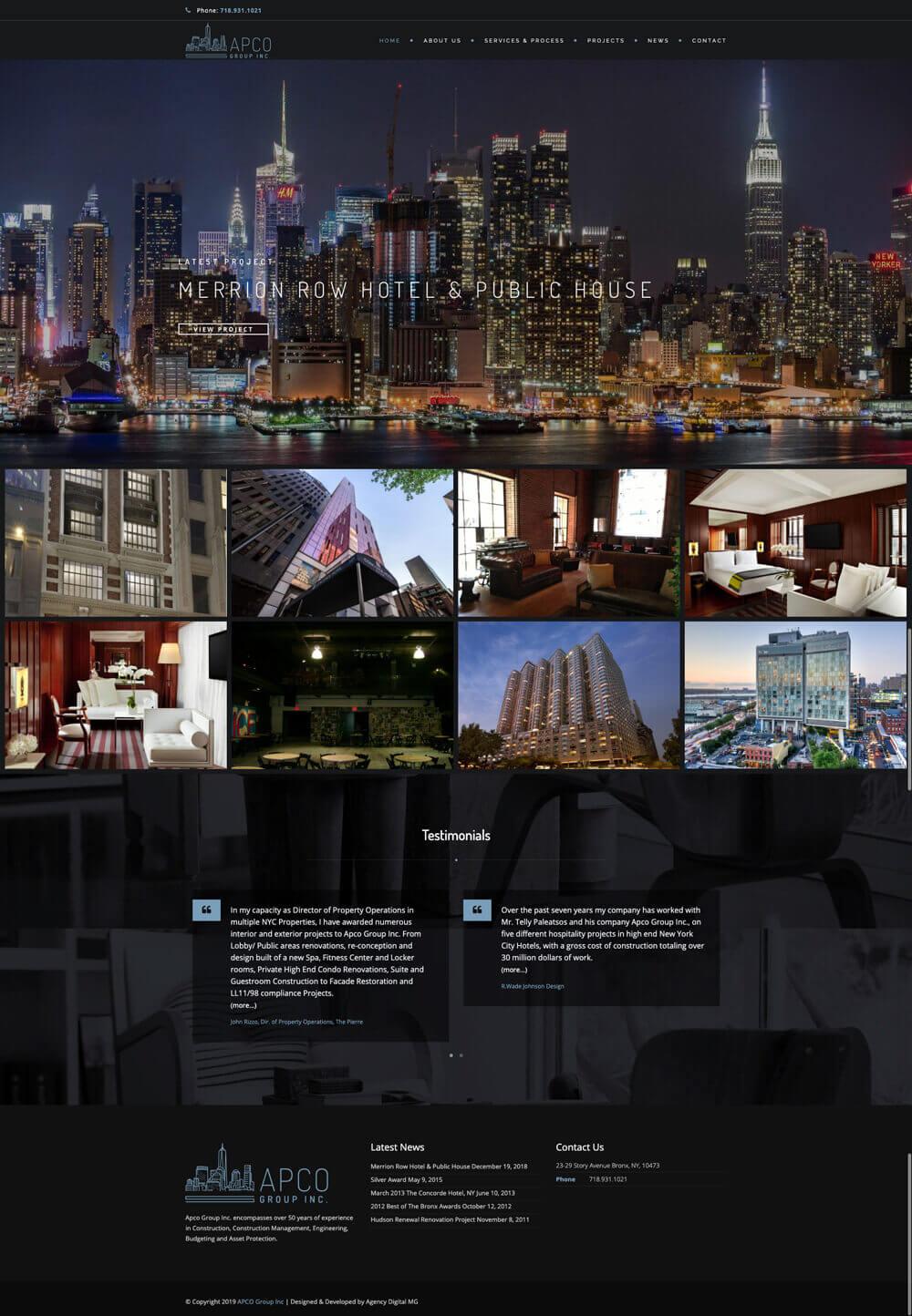Apco Project - Online Marketing